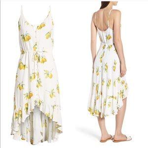 Rails Citrus Midi Dress